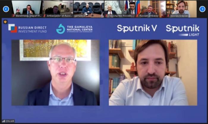 Kreplak expuso sobre la combinación de vacunas en una conferencia internacional
