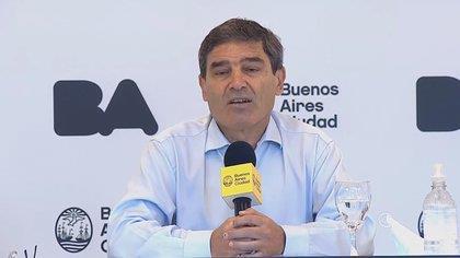 """El gobierno porteño reconoció que hay diferentes miradas sobre la """"intensidad"""" de las nuevas medidas contra el coronavirus"""